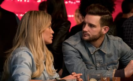 "Younger Premiere: Kelsey and Josh ""Need Each Other"" Dish Cast & Producers from ATX"