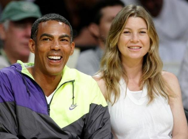 Ellen and Chris Watch Lakers
