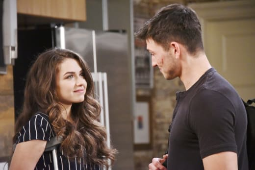 Ben and Ciara Bond - Days of Our Lives