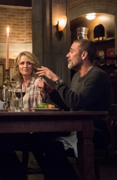 Family Dinner - Supernatural Season 14 Episode 13