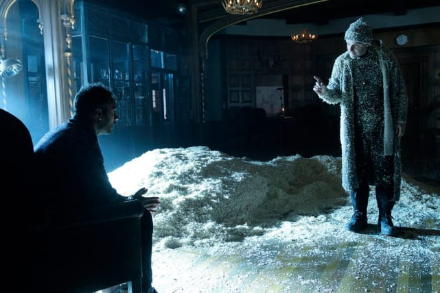 Therapy Session - The Magicians Season 2 Episode 5