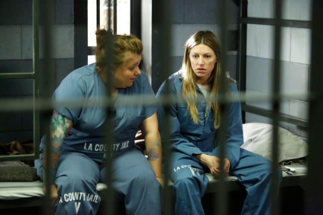 Behind bars mistresses