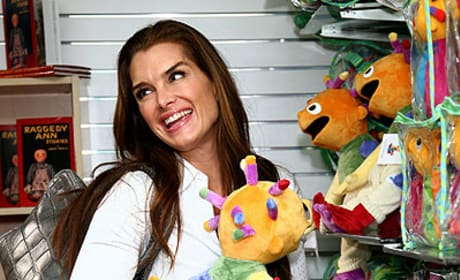 Brooke Shields and eebee