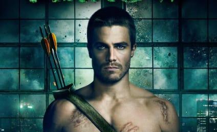 Arrow Giveaway: Win Season 1 on Blu-Ray/DVD!
