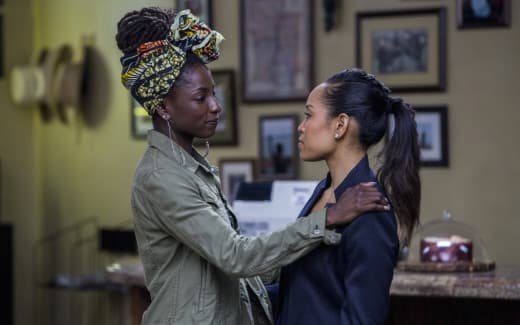 Nova and Charley - Queen Sugar