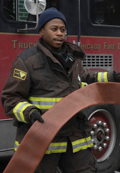 Ritter starring - Chicago Fire Season 9 Episode 8