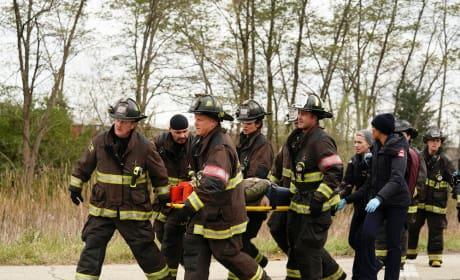 A Massive Accident - Chicago Fire