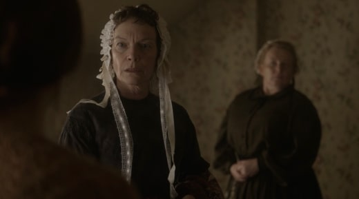 Mrs. Parkinson - Alias Grace Season 1 Episode 2