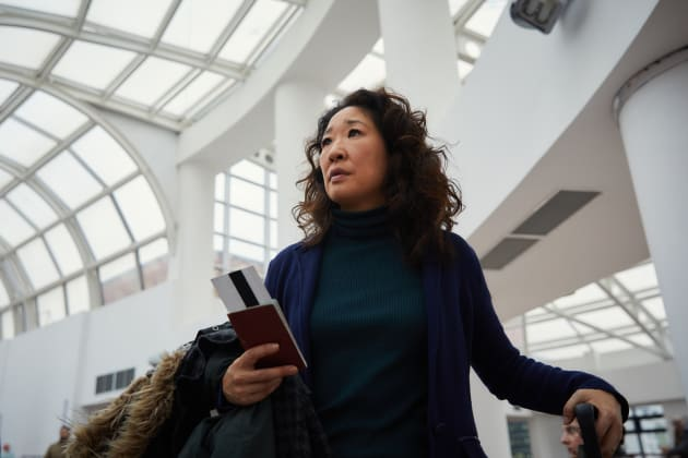 On the Move Again - Killing Eve Season 1 Episode 8
