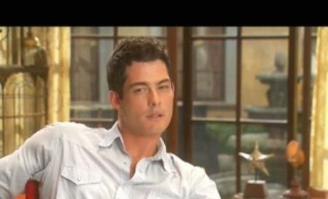 Brian Hallisay interview