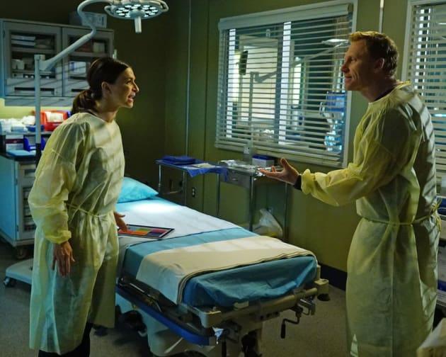 Greys Anatomy Season 13 Episode 17 Tv Fanatic