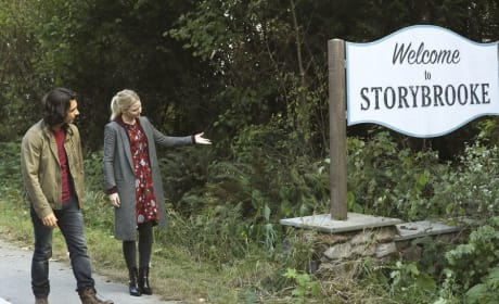 Welcome to Storybrooke - Once Upon a Time Season 6 Episode 6