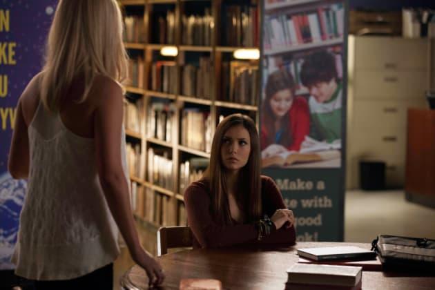 Questioning Elena