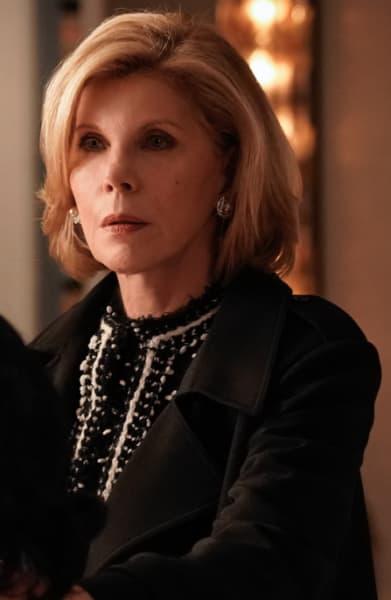 Diane help - The Good Fight Season 5 Episode 3
