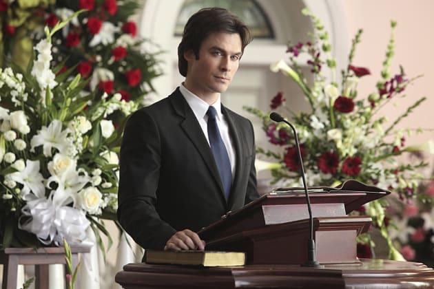 The Eulogy - The Vampire Diaries Season 6 Episode 15