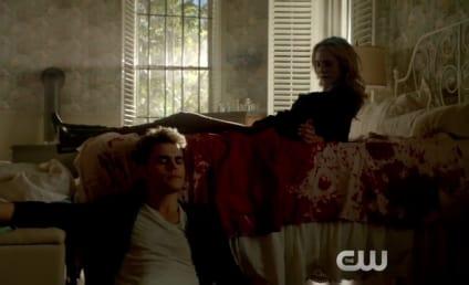 The Vampire Diaries Sneak Preview: Caroline in Captivity