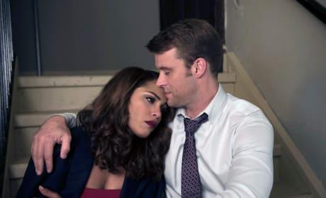 Casey Comforts Dawson - Chicago Fire Season 5 Episode 7
