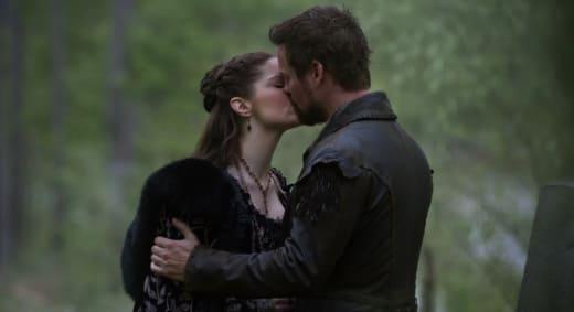 Warm Embrace - Salem Season 3 Episode 8
