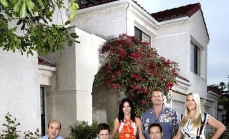 Cougar Town Cast Picture