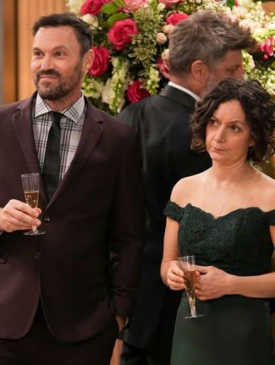 Darlene Invites Jeff - The Conners Season 4 Episode 4