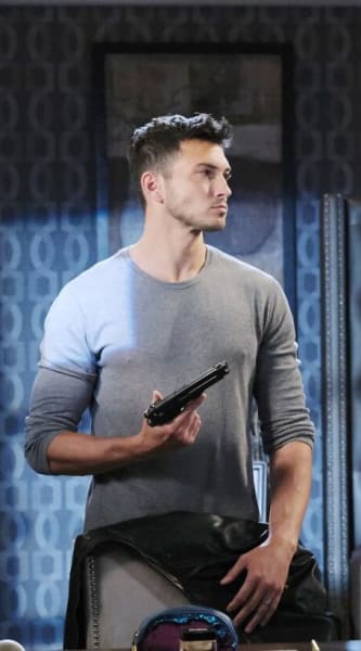 A Tough Position/Tall - Days of Our Lives
