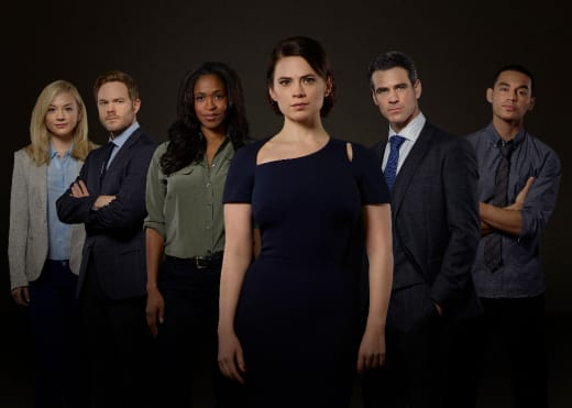 Conviction Cast
