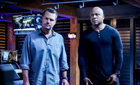 Off the Grid - NCIS: Los Angeles