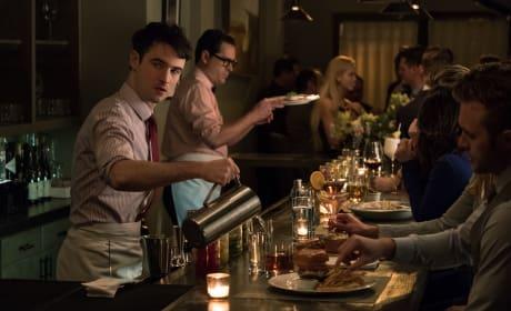 Jakes Pours a Drink - Sweetbitter Season 1 Episode 6
