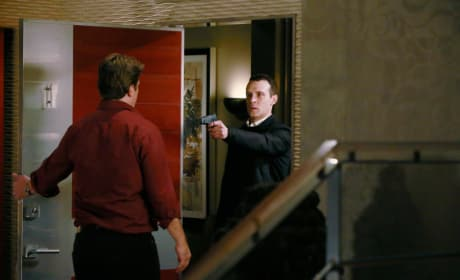Who's At the Door? - Castle Season 8 Episode 5