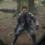 Stick Fight - Arrow Season 3 Episode 14