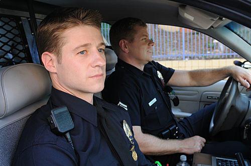 Officers on Patrol
