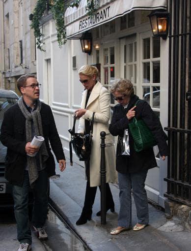 Katherine, T.R. in Paris