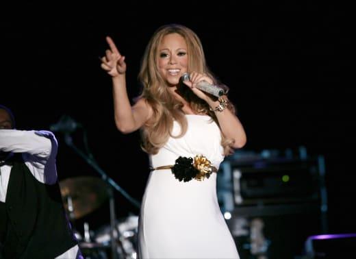 Mariah Carey in Monaco