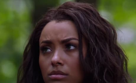 Bonnie is Worried - The Vampire Diaries Season 8 Episode 1