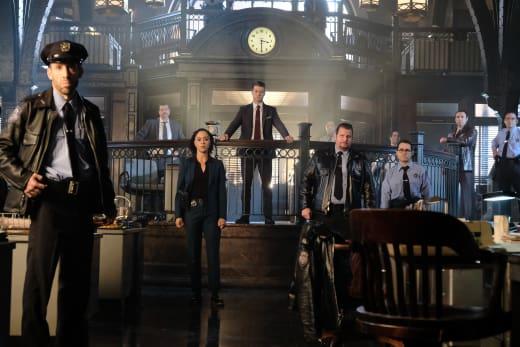 The New Boss - Gotham Season 4 Episode 11