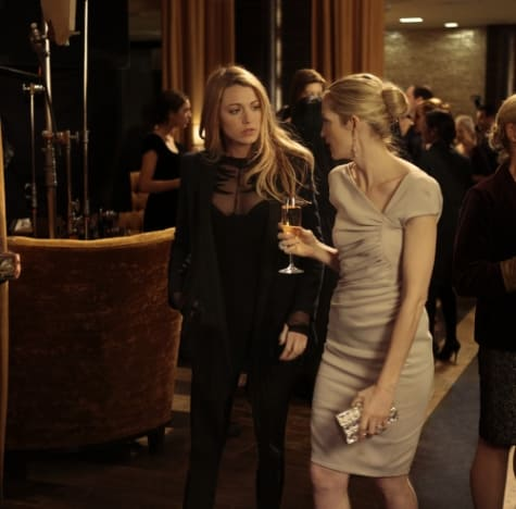 A Lily and Serena Photo