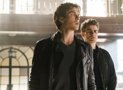 Watch The Vampire Diaries Season 7 Episode 22 Online