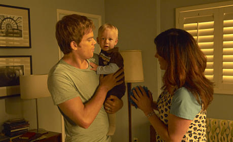 Dexter and Nanny