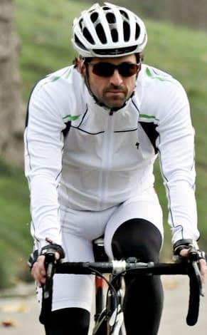 Patrick Dempsey Rides