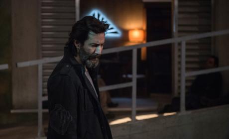 Kane — The 100 Season 4 Episode 12