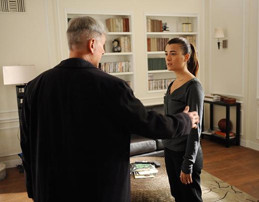 Gibbs With Ziva