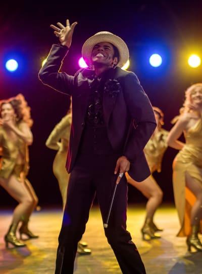 Pippin Singing and Dancing - Fosse/Verdon Season 1 Episode 4