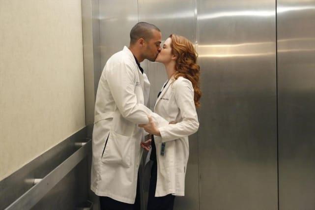 Jackson and April - Grey's Anatomy