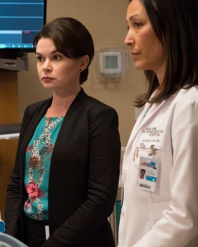 Dr. Lim - The Good Doctor Season 2 Episode 2