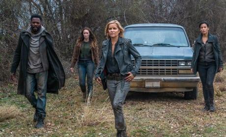 Away From The Diamond - Fear the Walking Dead Season 4 Episode 8