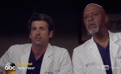 Grey's Anatomy Season 11 Episode 8 Promo: A Devastating Diagnosis