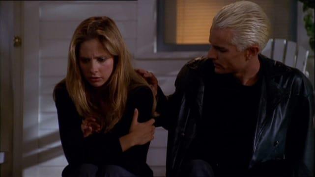 Buffy and Spike/Angel - Buffy the Vampire Slayer