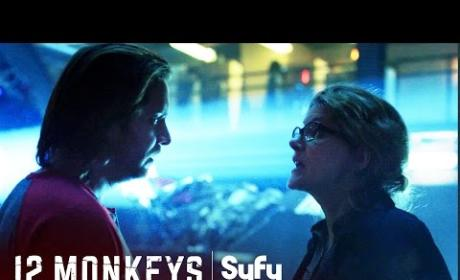 """12 Monkeys Sneak Peek - """"Cassandra Complex"""""""