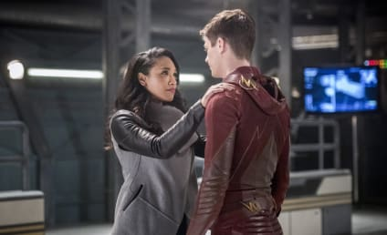 The Flash Season 3 Episode 22 Review: Infantino Street