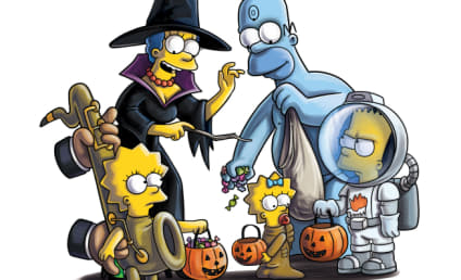 The Simpsons Review: Another Treehouse of Horror